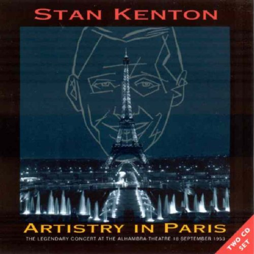 Artistry In Paris, The Legendary concert at the Alhambra Theatre, 18 Sept, 1953 [ORIGINAL RECORDINGS REMASTERED] 2CD SET