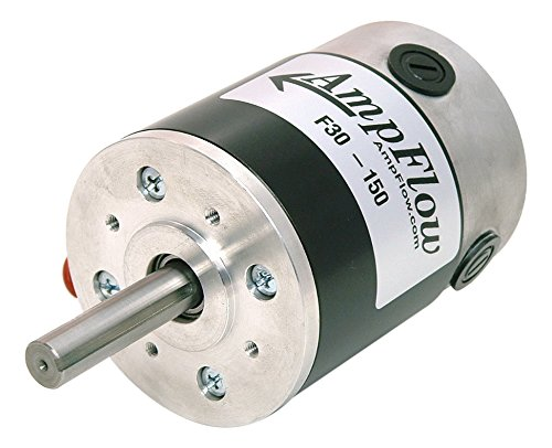AmpFlow F30-150 Brushed Electric Motor, 12V, 24V, or 36V DC, 6900 RPM (Brushed Electric Motor compare prices)