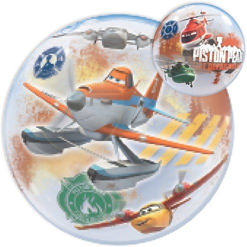 Disney Planes Fire and Rescue Bubble Balloon