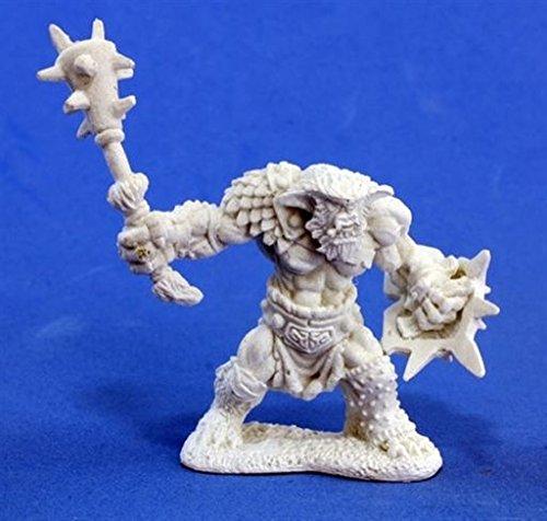 Reaper Miniatures 77015 Bonest50 - Bugbear Warrior - 1