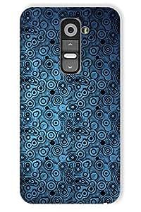 IndiaRangDe Case For LG G2 (Printed Back Cover)