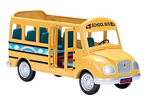 Calico Critters Calico School Bus (Calico Critters Ice Cream Truck compare prices)