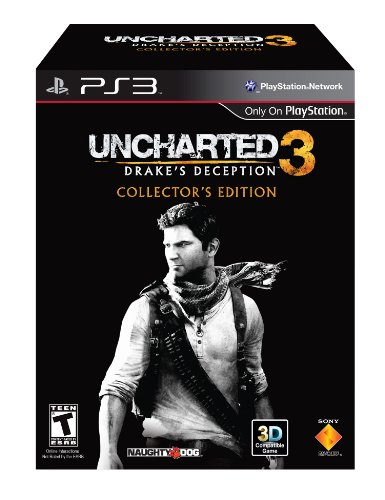 Uncharted 3: Drake's Deception Collector's Edition (PS3)
