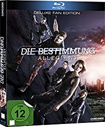 Die Bestimmung - Allegiant [Blu-ray] [Deluxe Edition]