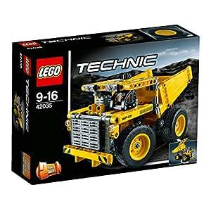 レゴ テクニック 鉱山ダンプカー 42035