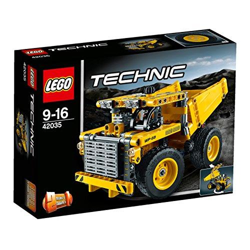 LEGO Technic 42035 - Camion Della Miniera