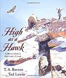High As A Hawk (0399237046) by Barron, T. A.