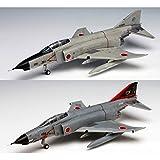 1/144 航空自衛隊 F-4EJ改 第301飛行隊 2013年戦競機/ F-4EJ 空自60周年記念塗装機 (2機セット)