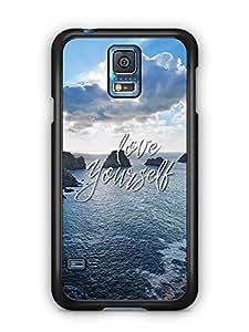 YuBingo Love Yourself Designer Mobile Case Back Cover for Samsung Galaxy S5