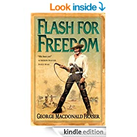 Flash for Freedom! (The Flashman Papers, Book 5)