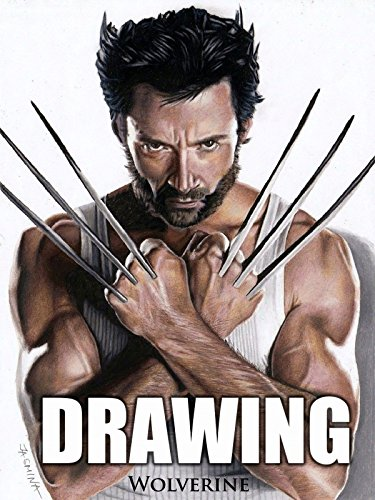 Clip: Drawing Wolverine