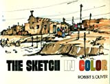 img - for The Sketch in Color (Architecture) book / textbook / text book
