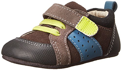 See Kai Run Henri James Flat (Infant/Toddler),Brown,18-24 Months (Toddler)