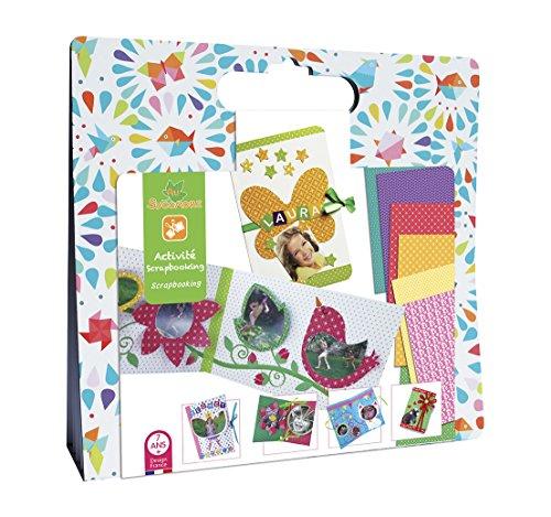 sycomore loisirs cr atifs scrapbooking pochette cre2040 la boutique des jeux et jouets. Black Bedroom Furniture Sets. Home Design Ideas
