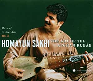 Music of Central Asia Vol. 3: Art of the Afghan Rubâb
