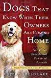Dogs That Know When Their Owners Are Coming Home: Fully Updated and Revised (0307885968) by Sheldrake, Rupert