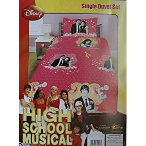 Housse de Couette High School Musical