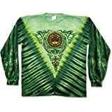 "Grateful Dead ""Celtic Knot"" Long Sleeve Tie-Dye T-Shirt"