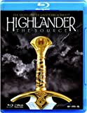 Rare Blu-ray Early Cut of Highlander: The Source