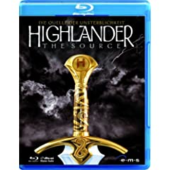 Highlander - The Source [Blu-ray]