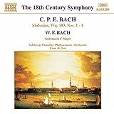 Bach, C.P.E. / Bach, W.F.: Sinfonias