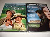 Ladies in Lavender DVD & Her Majesty, Mrs. Brown < Ws > Judi Dench & Maggie Smith 2-Movie Pack