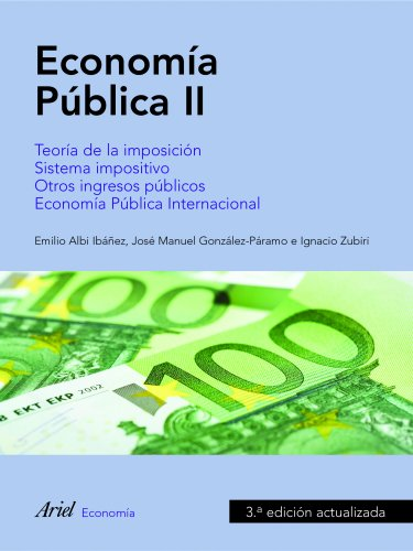 ECONOMIA PUBLICA II  descarga pdf epub mobi fb2