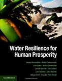 img - for Water Resilience for Human Prosperity book / textbook / text book