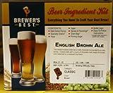 English Brown Ale Homebrew Beer Ingredient Kit