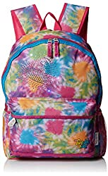 Skechers Big Girls'  Tie Dye Love Backpack