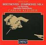 ベートーヴェン:交響曲第4番変ロ長調Op.60 (Beethoven : Symphony Nr. 4 / Carlos Kleiber, Bayerisches Staatsorchester - 1982 LIVE) [SACD] [日本語帯・解説付]