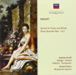 Mozart: Quintet For Wind & Piano Quar...