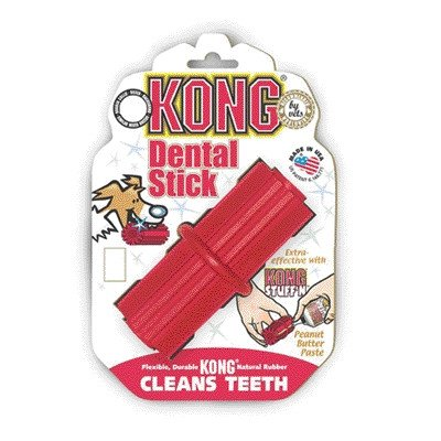 KONG Dental Stick Dog Toy