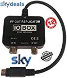 Skydeals iO-LINK IO-BOX MODULATOR FOR USE WITH MAGIC EYE FOR SKY HD BOXES iO Link