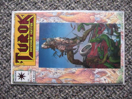 Turok Dinosaur Hunter #1 Comic Book - 1