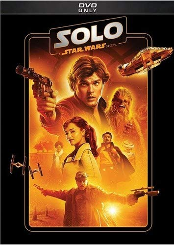 DVD : Solo: A Star Wars Story