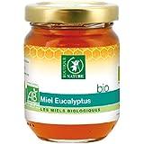 Boutique Nature - Miels Biologiques - Miel Eucalyptus Bio - Contenance : 250g
