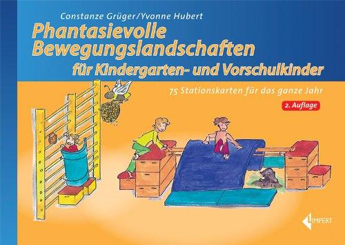 bewegungslandschaften fr kindergarten und vorschulkinder - Kinderturnen Gerateaufbau Beispiele