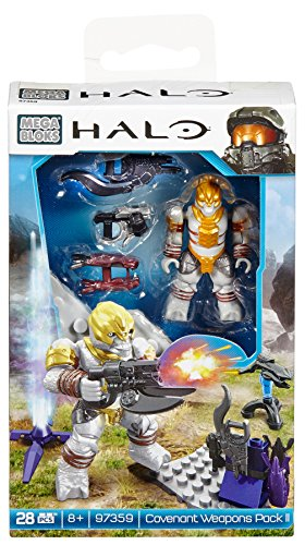 Mega Bloks Halo Covenant Weapons Pack II