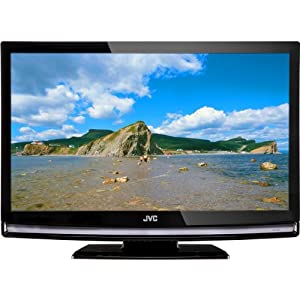 "JVC LT-19D200 19"" TV/DVD Combo"