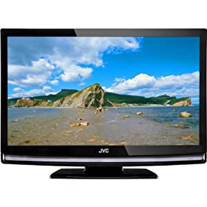 JVC 19IN 720P LCD TV/DVDCOMBO W/ PC INPUT w/ PC INPUT