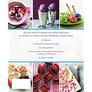 No-Churn Ice Cream: Over Livre en Ligne - Telecharger Ebook