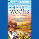Sweet Tea at Sunrise: Sweet Magnolias Series, Book 6 (       UNABRIDGED) by Sherryl Woods Narrated by Mary Robinette Kowal