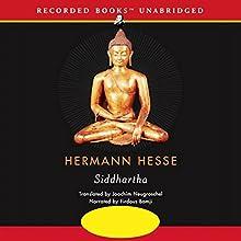 Siddhartha Audiobook by Hermann Hesse Narrated by Firdous Bamji