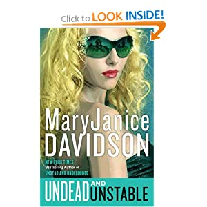 Undead and Unstable - MaryJanice Davidson