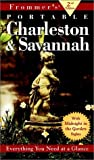 img - for Portable:charleston & Savannah 2nd Edition (Frommer's guides) by Frommer (1998-06-02) book / textbook / text book