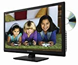 Sharp LC-22DFE4011K 22-Inch Widescreen 1080p Full HD TV with Freeview and Buit In DVD Player