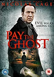 Pay The Ghost [DVD] by Nicolas Cage