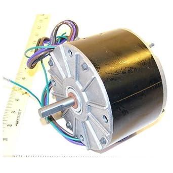 024 25100 000 york oem condenser fan motor 1 8 hp 230 for Hvac fan motor replacement