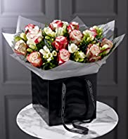 Autograph&#8482; Rose & Freesia Gift Bag
